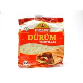 Mission durum tortilla 30cm 18/1 1440g
